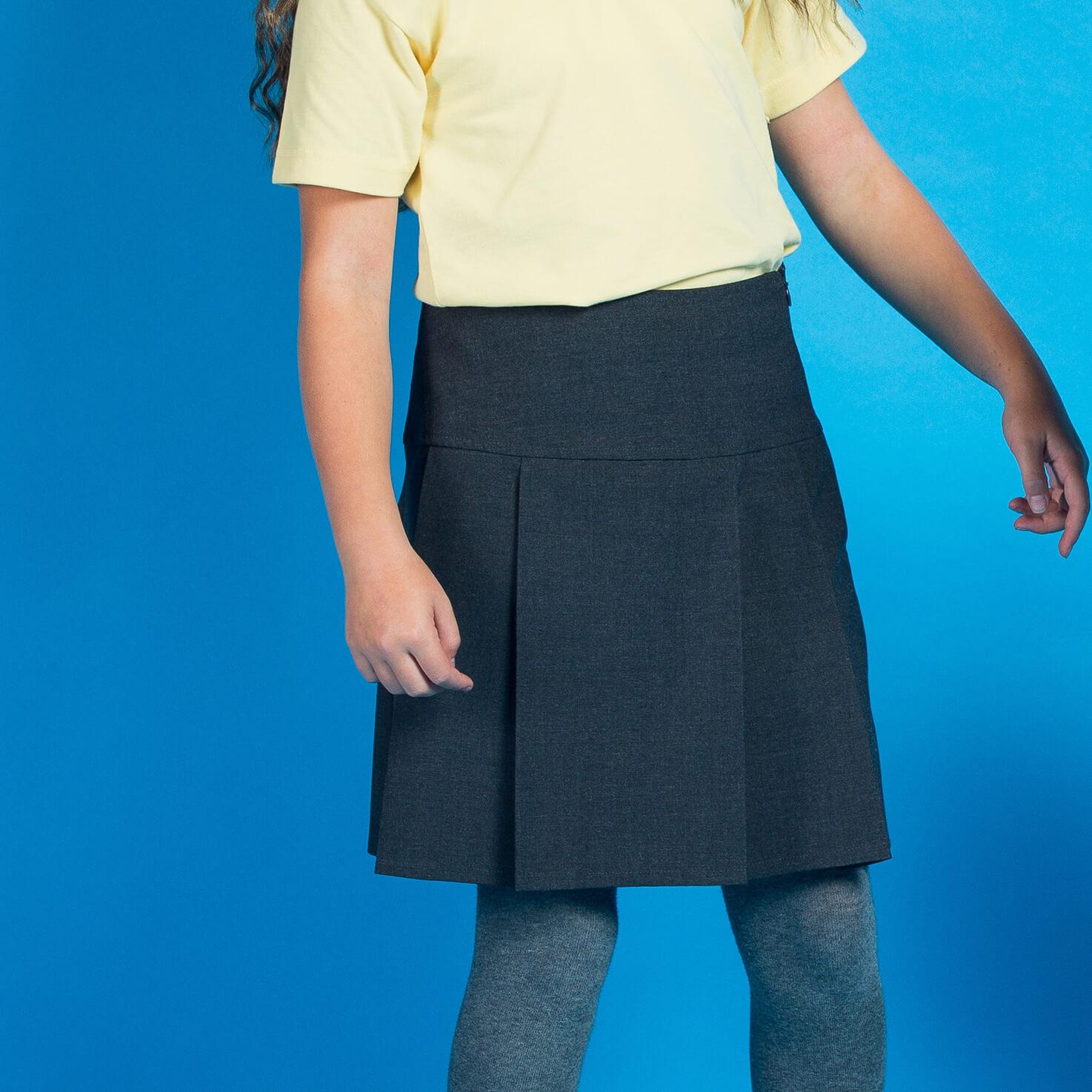 b400a4b451ae Jupe à plis amples – Poitiers – Mon uniforme scolaire