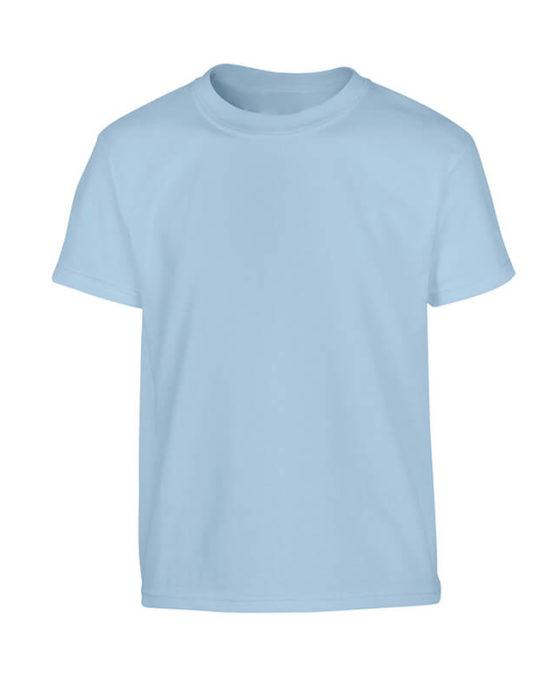 Tee shirt personnalisé pour uniforme scolaire