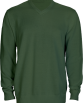 Pull maille vert bouteille code vestimentaire