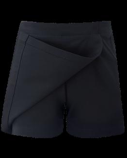 Jupe Short Bleu Marine Mon Uniforme Scolaire Front