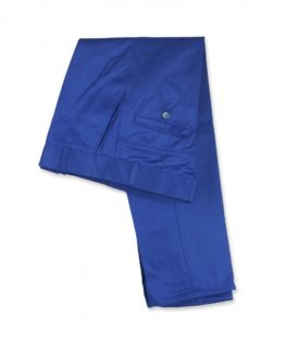 Chino Sirri Bleu Roi