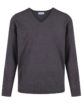 Pull maille - Gris moyen