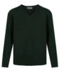 Pull maille - Vert bouteille