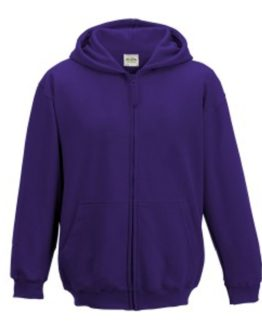 Sweat-zippe-purple